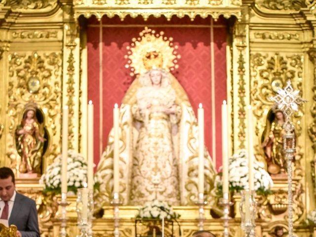 La boda de David y Rosa en Sevilla, Sevilla 22