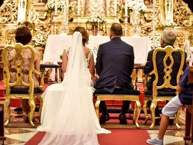 La boda de David y Rosa en Sevilla, Sevilla 23