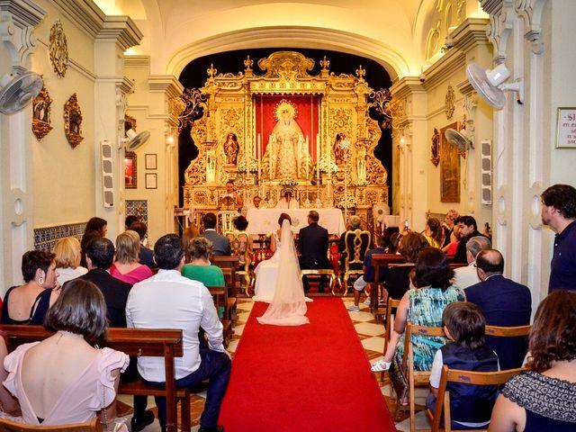 La boda de David y Rosa en Sevilla, Sevilla 24