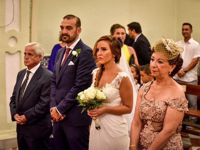 La boda de David y Rosa en Sevilla, Sevilla 27