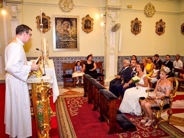 La boda de David y Rosa en Sevilla, Sevilla 30