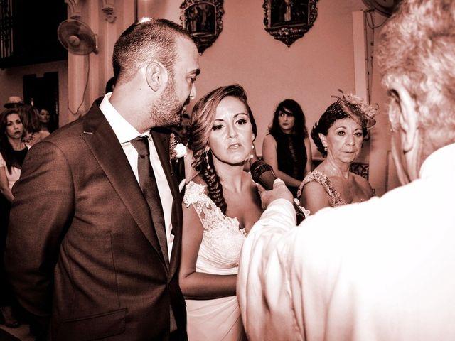 La boda de David y Rosa en Sevilla, Sevilla 32