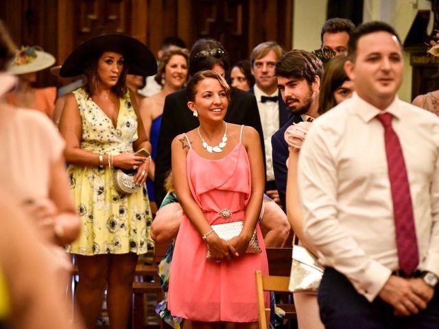 La boda de David y Rosa en Sevilla, Sevilla 40