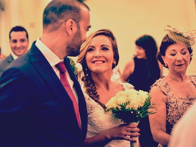 La boda de David y Rosa en Sevilla, Sevilla 42