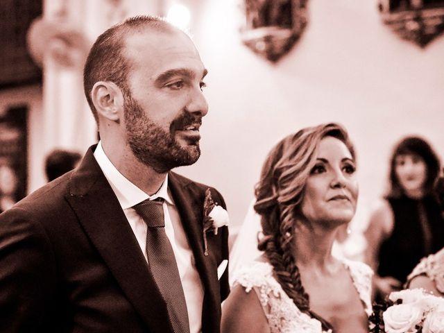 La boda de David y Rosa en Sevilla, Sevilla 43