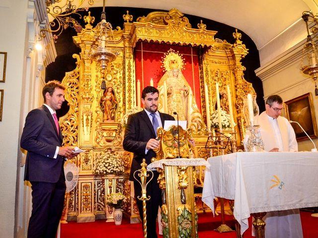 La boda de David y Rosa en Sevilla, Sevilla 46