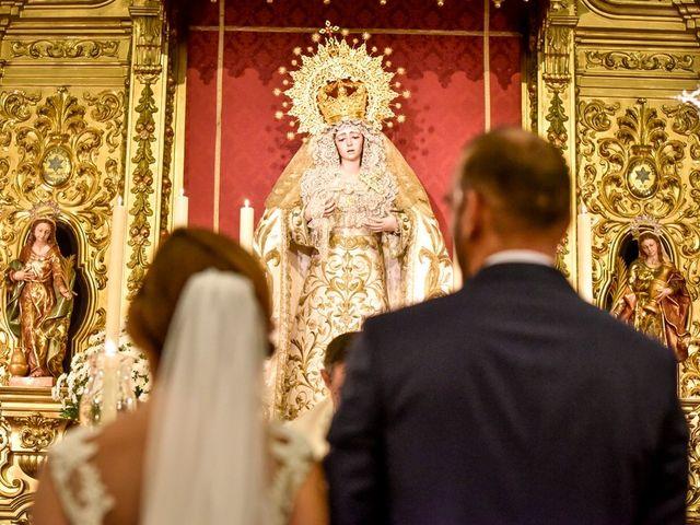 La boda de David y Rosa en Sevilla, Sevilla 47