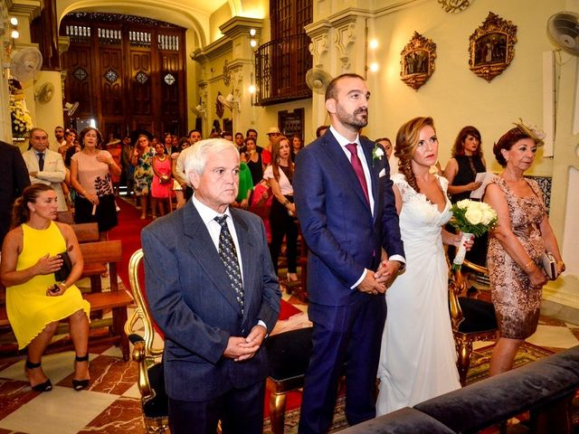 La boda de David y Rosa en Sevilla, Sevilla 48