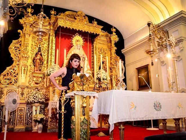La boda de David y Rosa en Sevilla, Sevilla 51