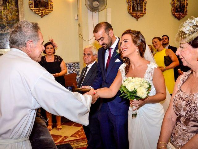 La boda de David y Rosa en Sevilla, Sevilla 53