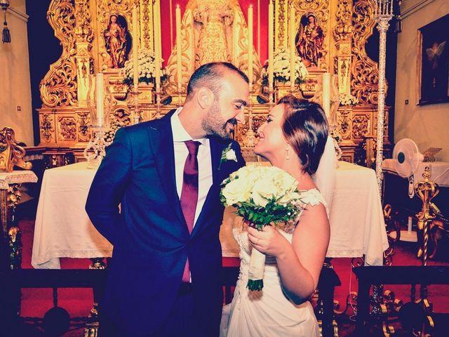 La boda de David y Rosa en Sevilla, Sevilla 56