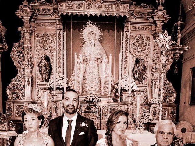 La boda de David y Rosa en Sevilla, Sevilla 57