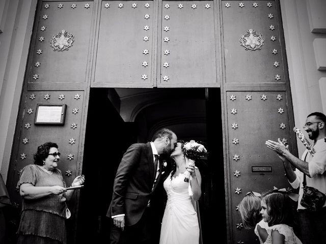 La boda de David y Rosa en Sevilla, Sevilla 59