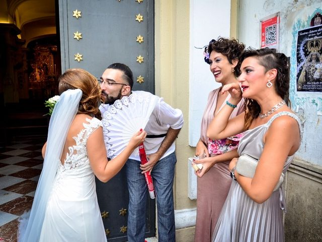 La boda de David y Rosa en Sevilla, Sevilla 64