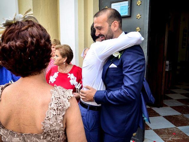 La boda de David y Rosa en Sevilla, Sevilla 65