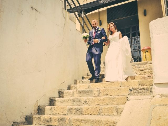 La boda de David y Rosa en Sevilla, Sevilla 70