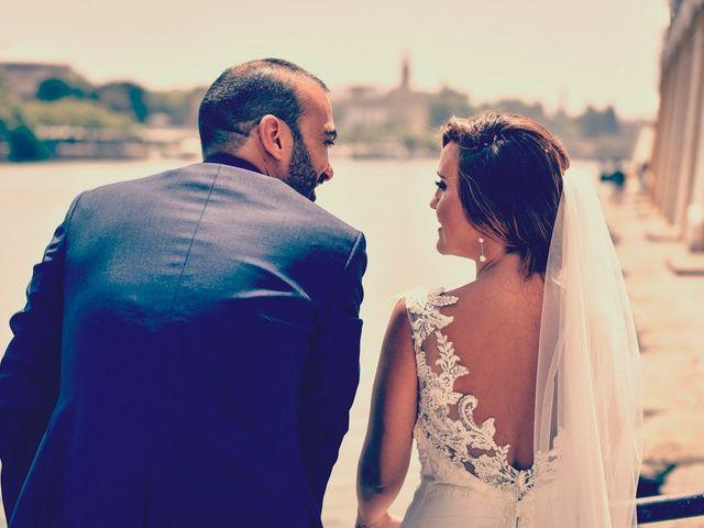 La boda de David y Rosa en Sevilla, Sevilla 71