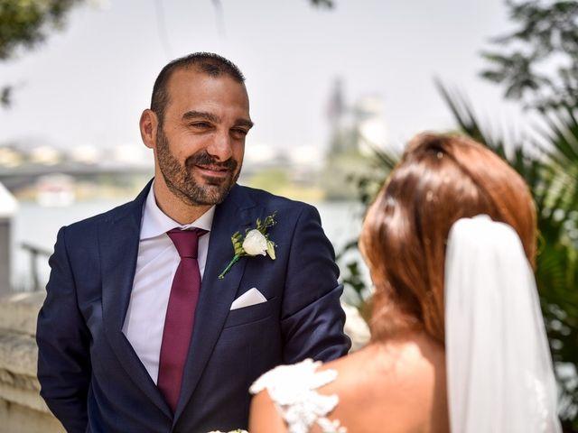 La boda de David y Rosa en Sevilla, Sevilla 73