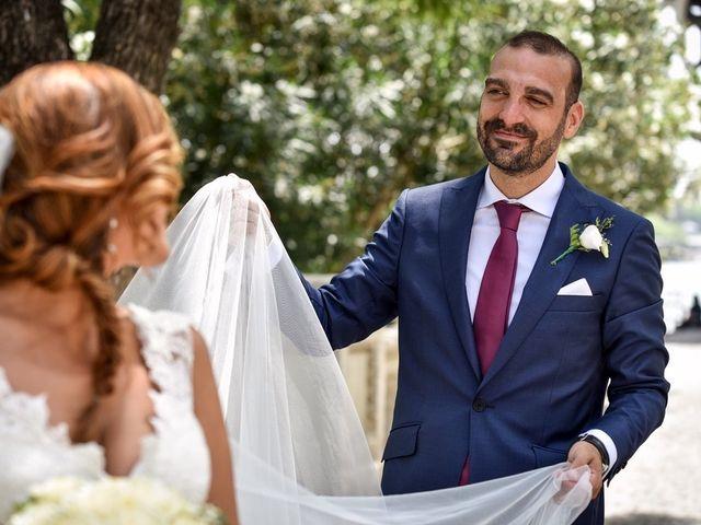 La boda de David y Rosa en Sevilla, Sevilla 77