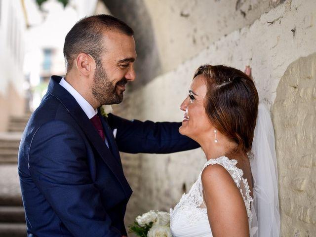 La boda de David y Rosa en Sevilla, Sevilla 81