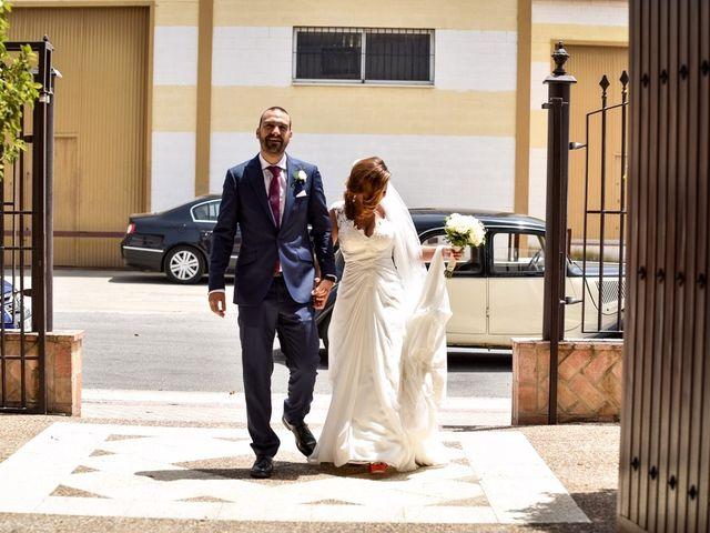 La boda de David y Rosa en Sevilla, Sevilla 89