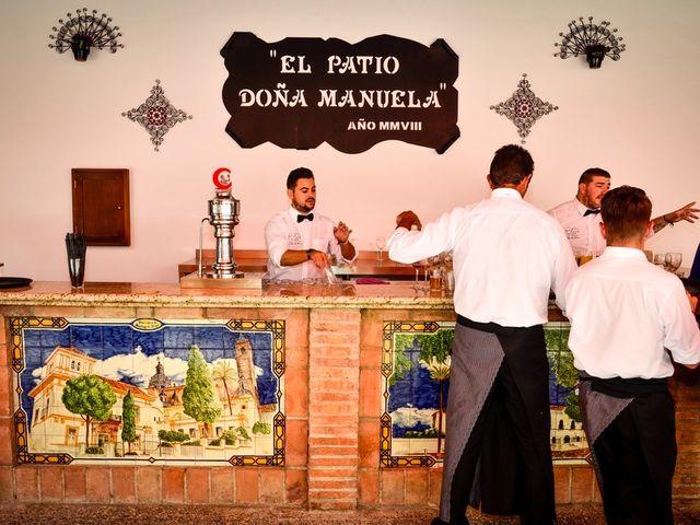 La boda de David y Rosa en Sevilla, Sevilla 103