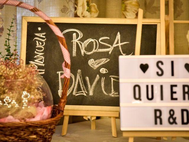 La boda de David y Rosa en Sevilla, Sevilla 115