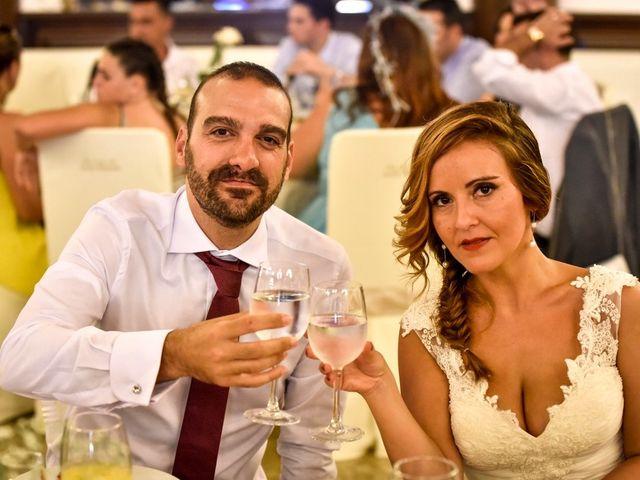 La boda de David y Rosa en Sevilla, Sevilla 120