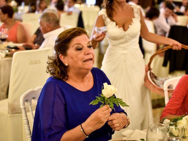 La boda de David y Rosa en Sevilla, Sevilla 131