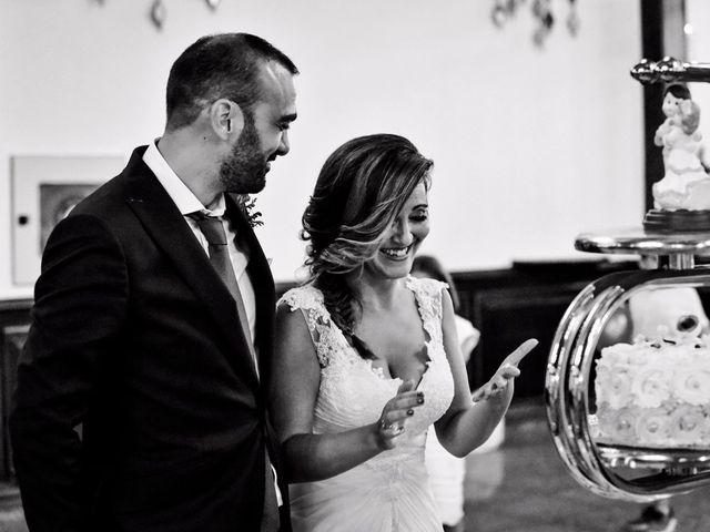 La boda de David y Rosa en Sevilla, Sevilla 135