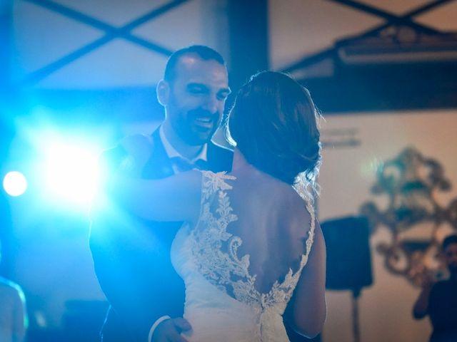 La boda de David y Rosa en Sevilla, Sevilla 140