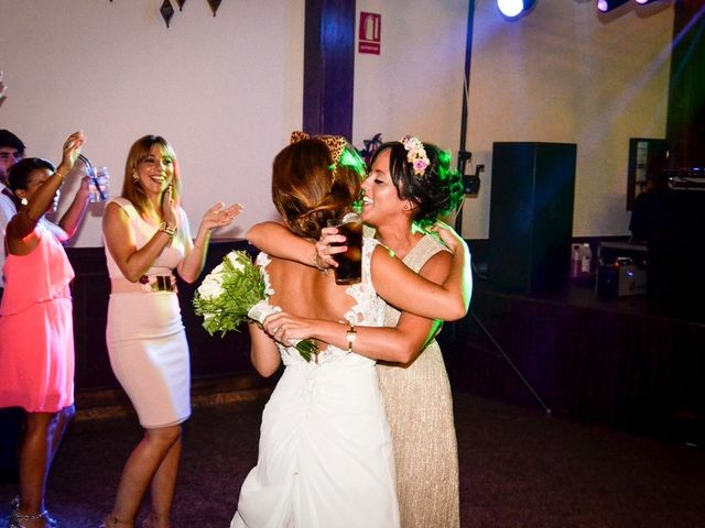 La boda de David y Rosa en Sevilla, Sevilla 149