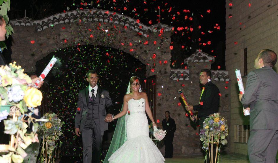 La boda de Rocío y David en Málaga, Málaga
