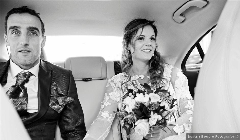 La boda de Pana y Noe en Fromista, Palencia