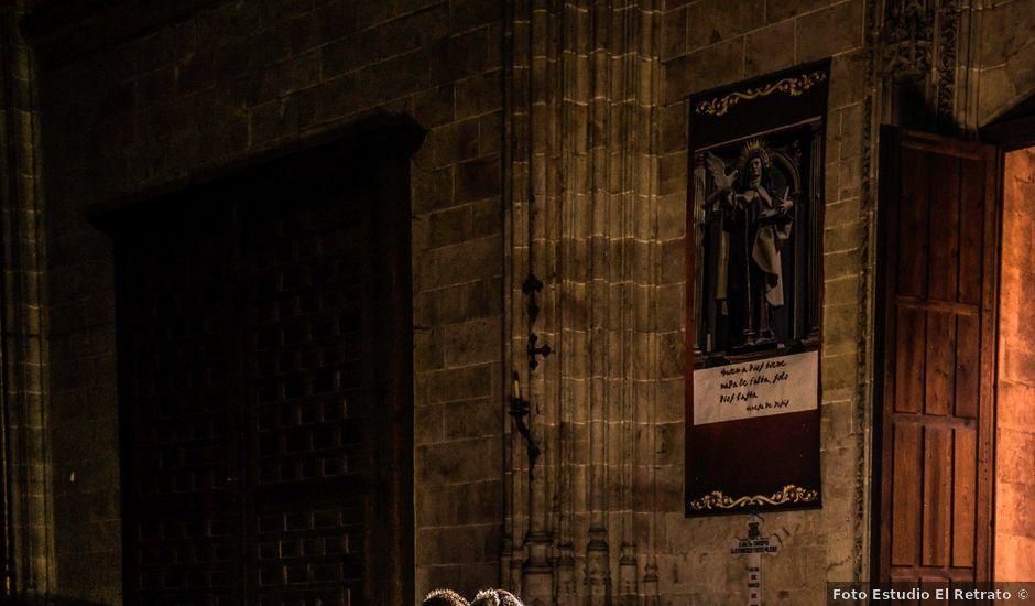 La boda de Javier y Patricia en Salamanca, Salamanca