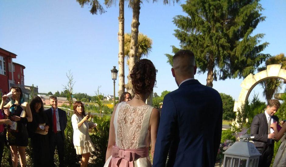 La boda de Fernando y Tania en Lugo, Lugo