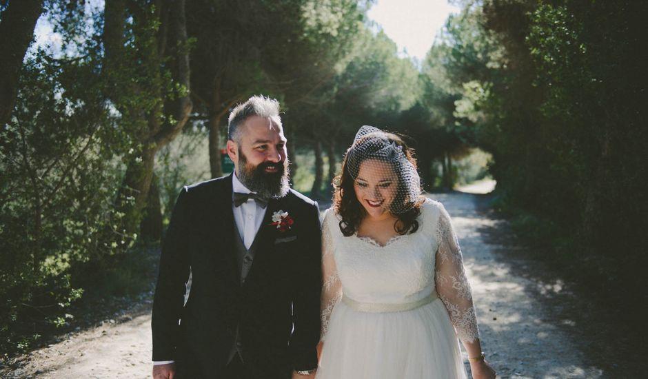 La boda de Quim y Nica en Badalona, Barcelona