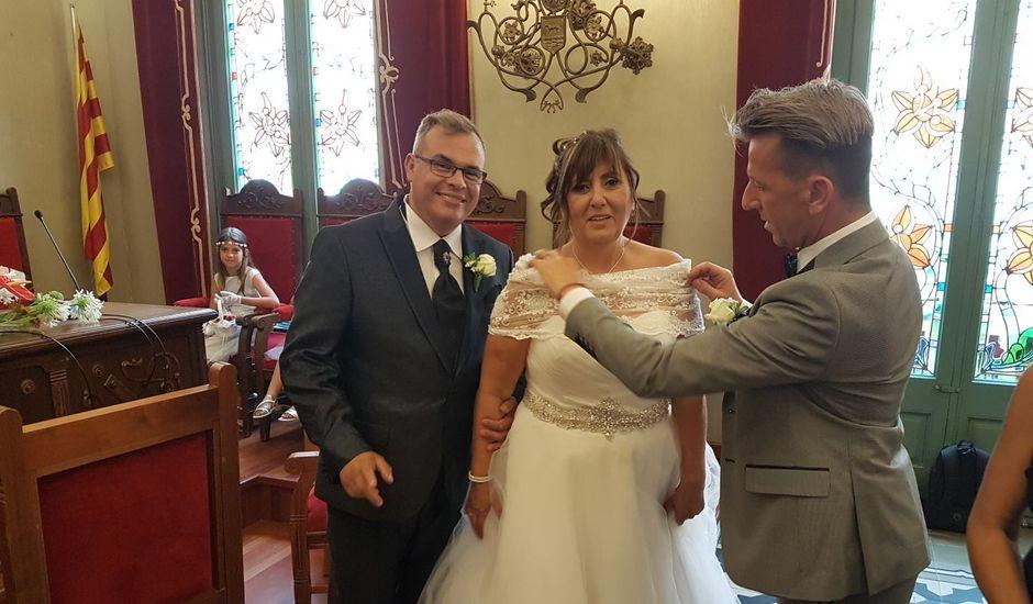 La boda de Mario y Isabel  en Canet De Mar, Barcelona