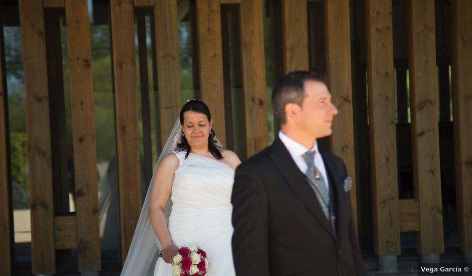 La boda de Jesús y Sheila en Vitoria-gasteiz, Álava