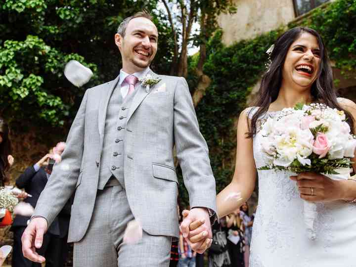 La boda de Natalia y Christian