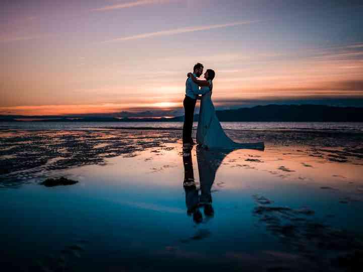 La boda de Naiara y Toni