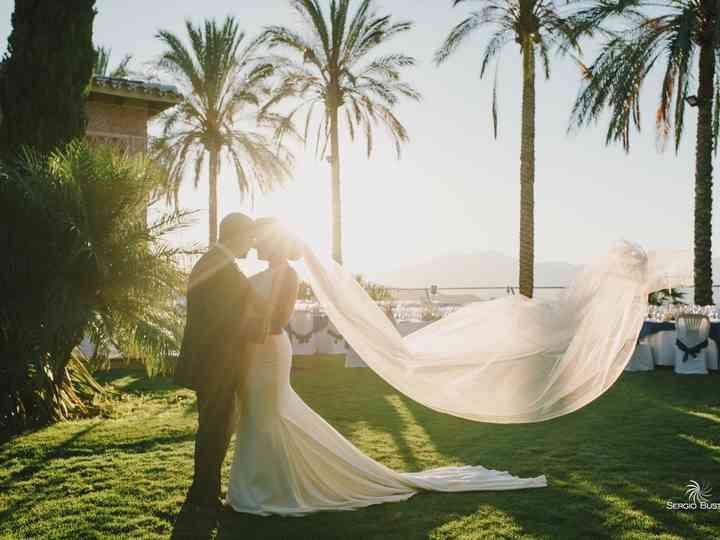 La boda de Gema España y Candido Hernandez