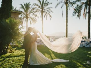 La boda de Gema España y Candido Hernandez 1