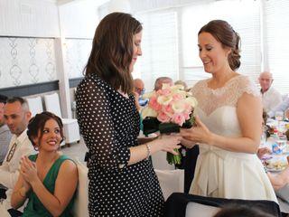 La boda de Elena y Raúl 1