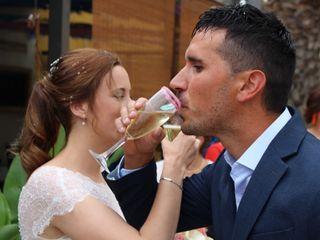 La boda de Elena y Raúl 3