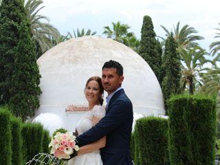 La boda de Elena y Raúl