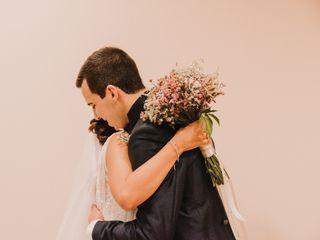 La boda de Naomi y Gerard 3