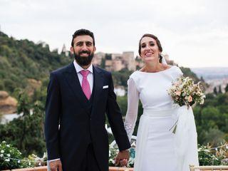 La boda de Isabel y Gianluca