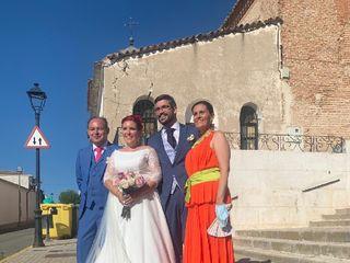 La boda de Lorena y José Luis 1
