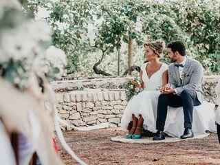 La boda de Berta y Guillém